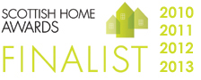 Scottish Home Awards Finalist