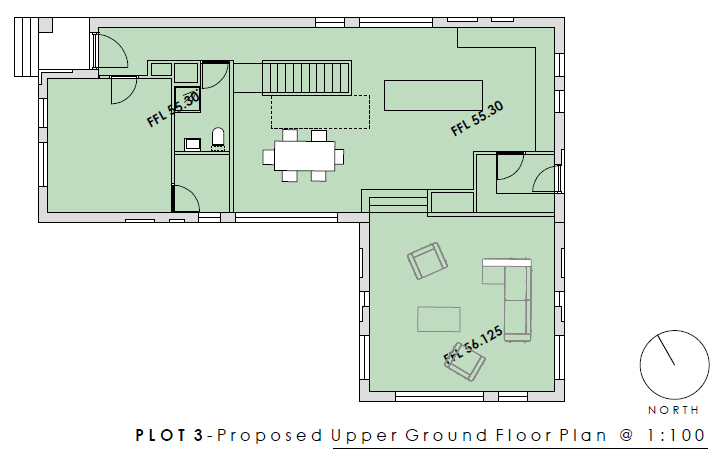 Plot 3 Upper Ground